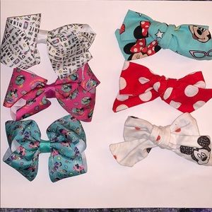 Other - Clip in Disney bows